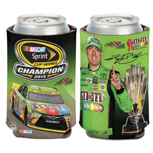 "2015 Kyle Busch M&M's ""Sprint Cup Champion"" coolie"