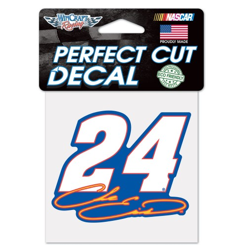 2016 Chase Elliott NAPA Perfect Cut Color Decal