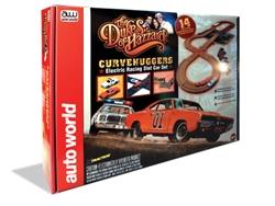 2015 Dukes of Hazard Slot Car Set