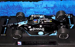 2008 Danica Patrick 1/18th Twin Ring Motegi 1st Win car