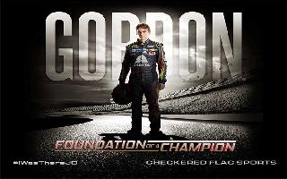 "Jeff Gordon ""Foundation Of A Champion"""