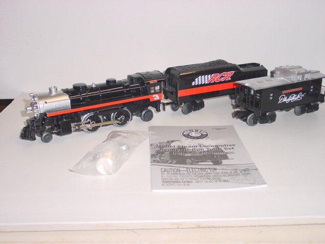 2013 Dale Earnhardt Lionel Train Set
