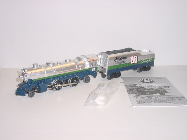 2013 Dale Earnhardt Jr Lionel Train Set