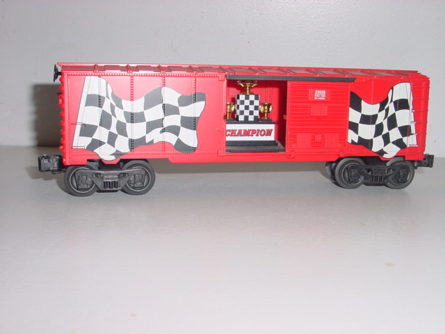 "25028 Lionel ""Champion"" Box Car"