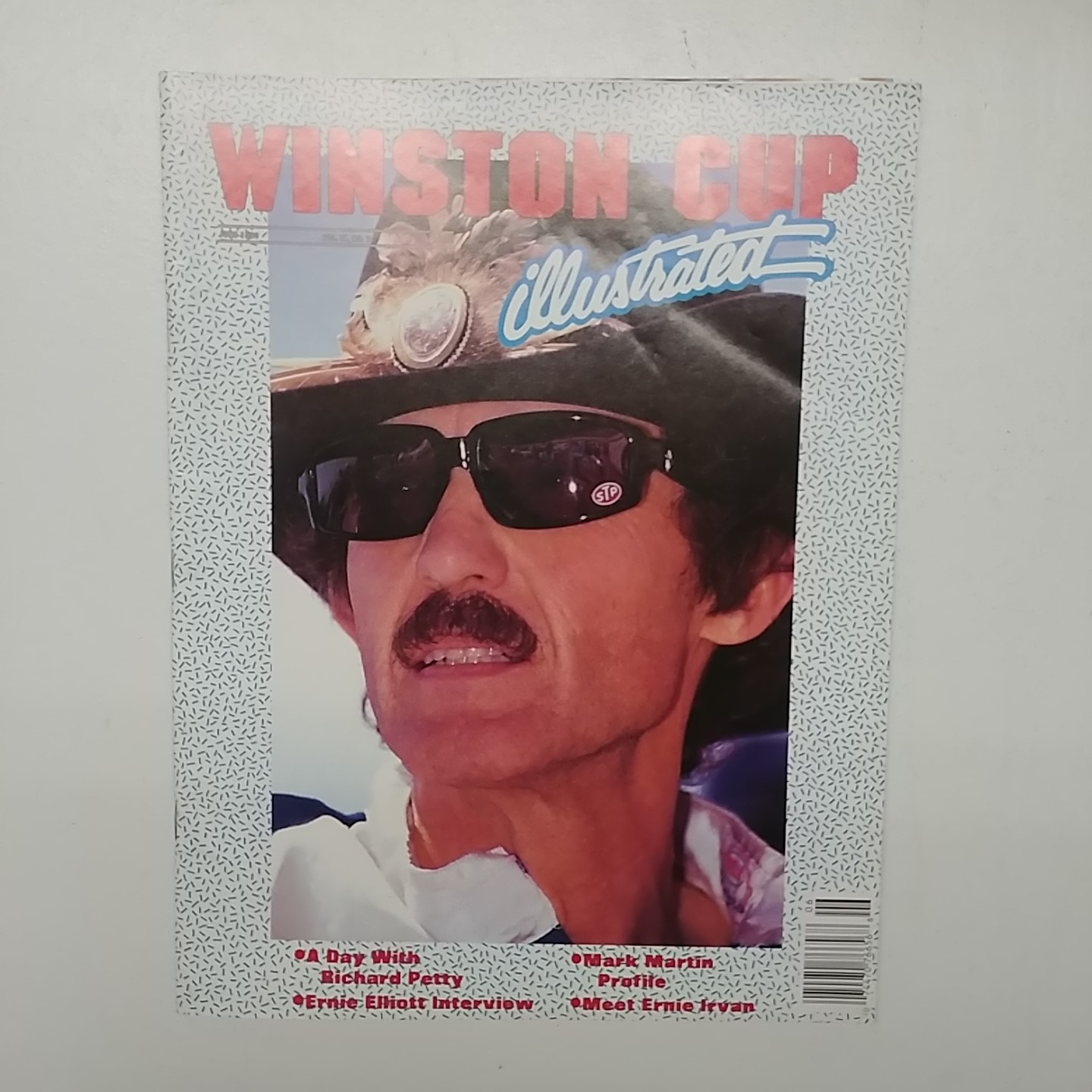 1990 Winston Cup Illustrated June