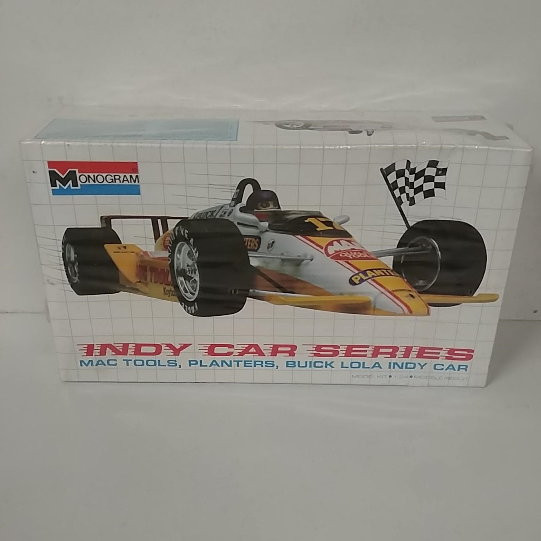 1989 No Driver 1/24th Mac Tools Indy Car Series model kit by Monogram