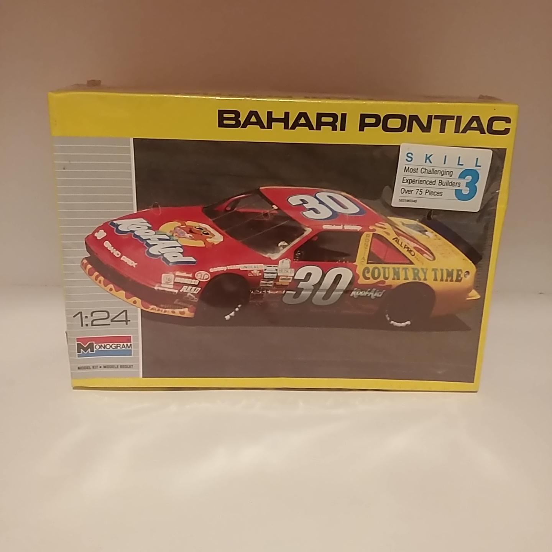 "1990 Michael Waltrip 1/24th Country Time ""Kool Aid"" Pontaic model kit by Monogram"