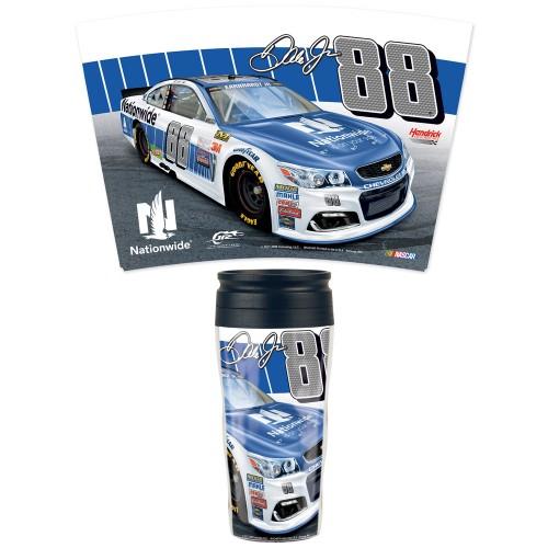 2017 Dale Earnhardt Jr Nationwide Insurance travel mug