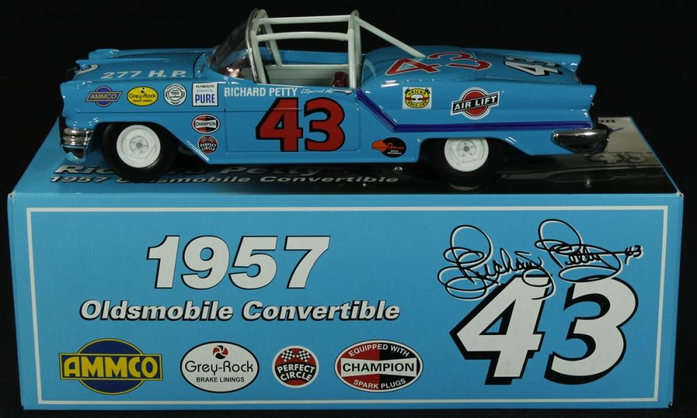 1957 Richard Petty 1/24th STP Oldsmobile Convertible