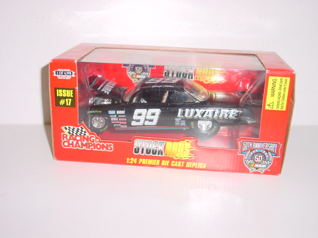 1962 Glenn Allen 1/24th Luxaire Chevy Stock Rod