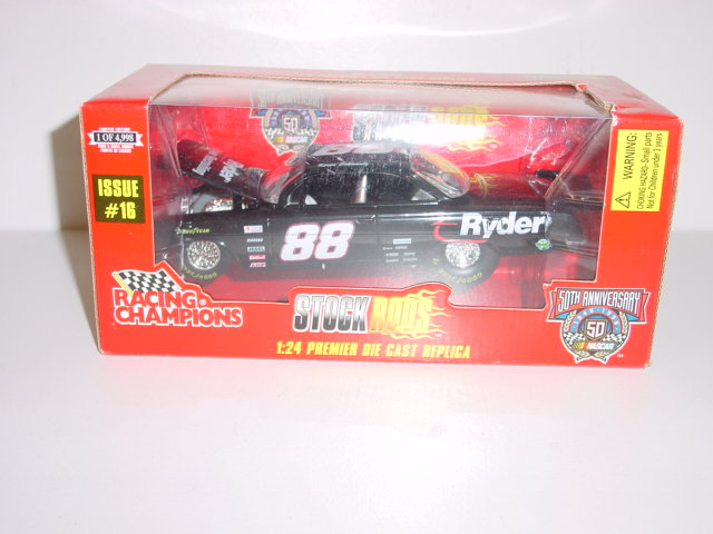 1962 Kevin Schwartz 1/24th Ryder Chevy Stock Rod