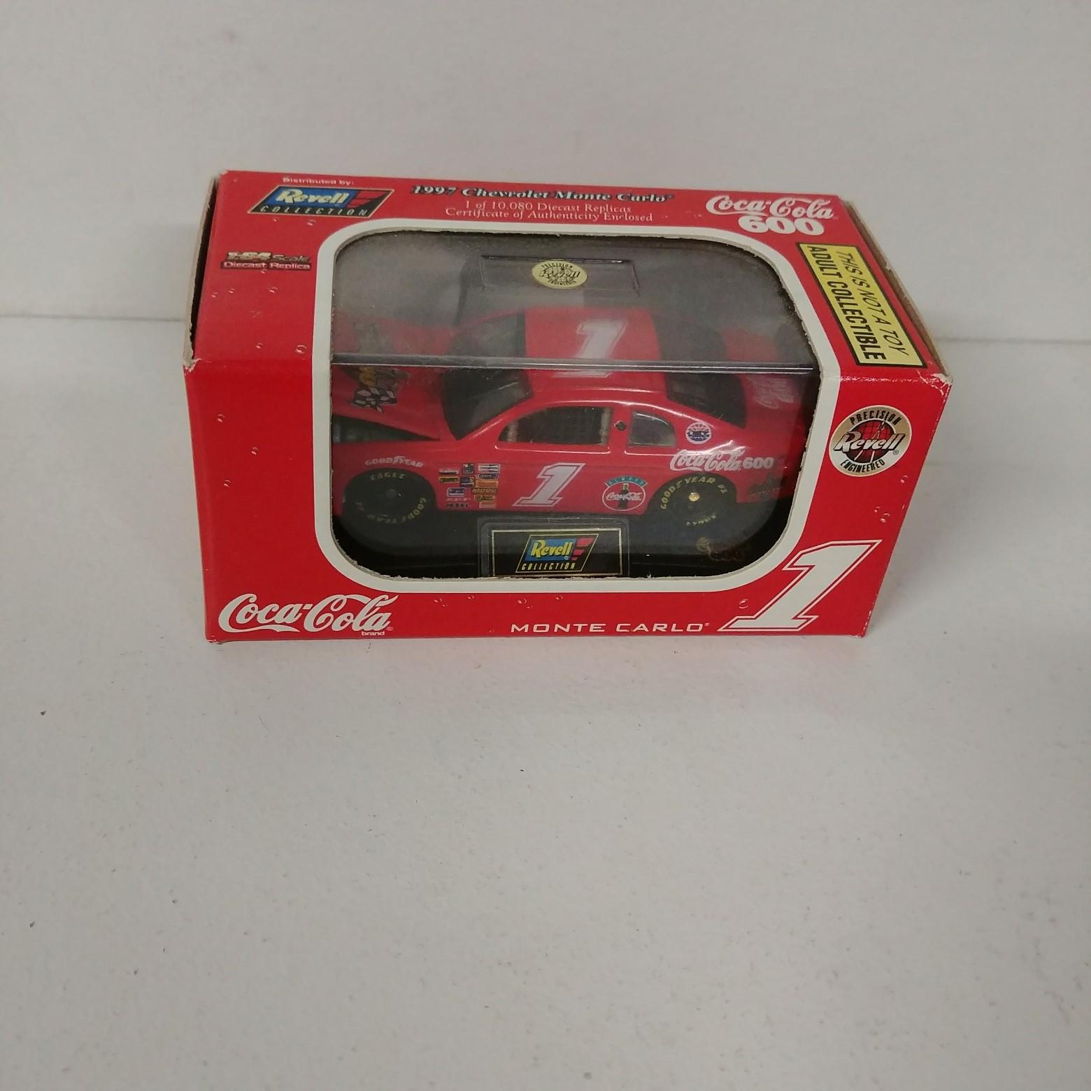 1997 Coca-Cola 600 1/64th Event car