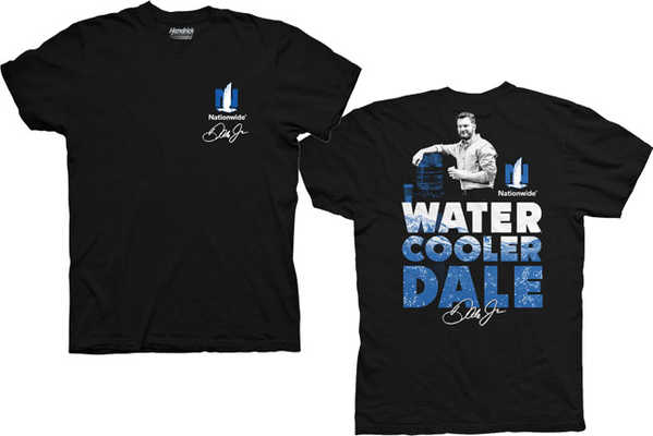 "2016 Dale Earnhardt Jr Nationwide Insurance"" Water Cooler Dale"" Tee"