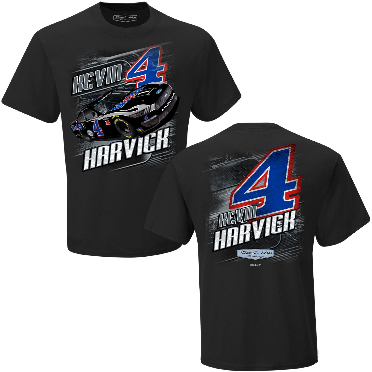 "2020 Kevin Harvick Mobil1 ""Camber"" tee"