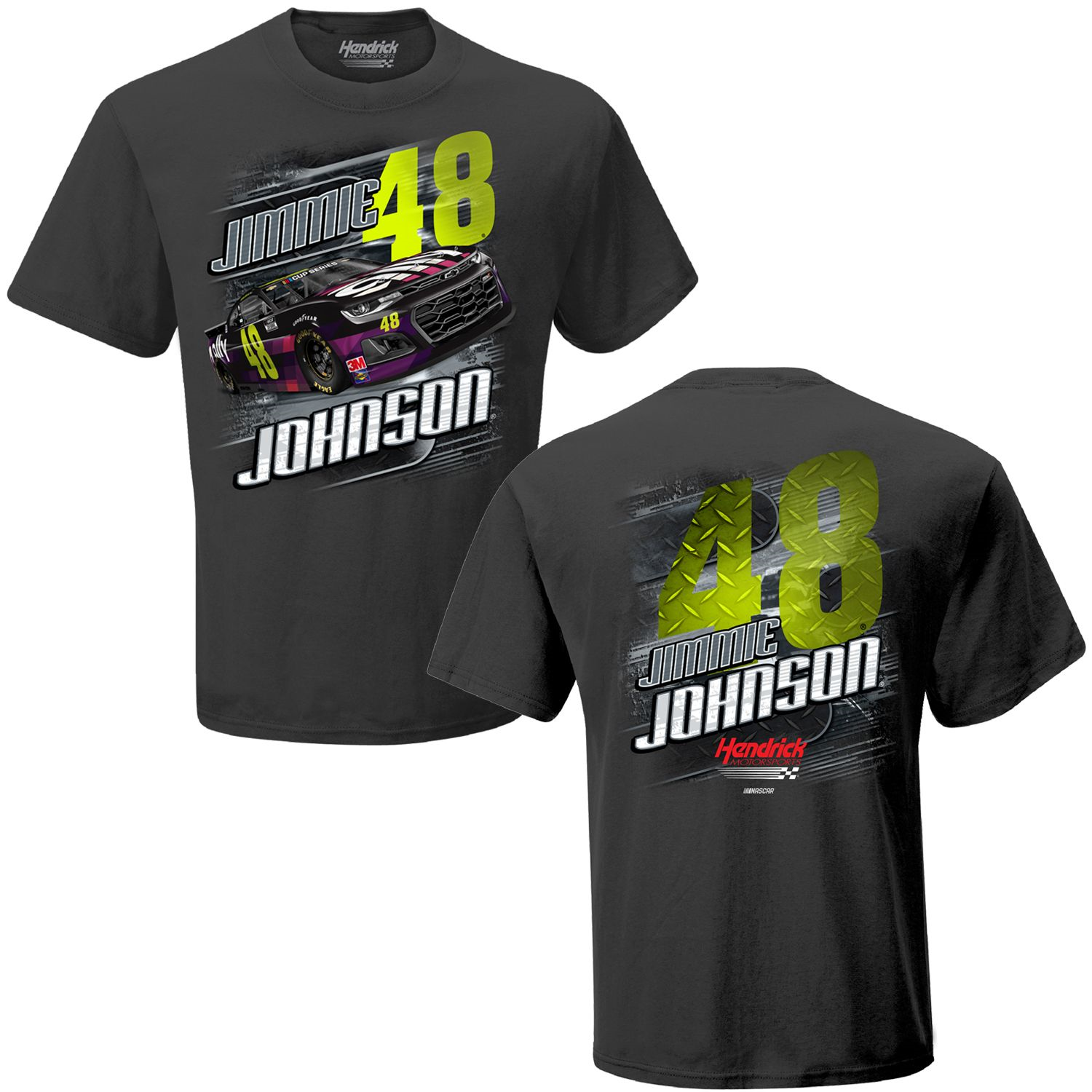 """2020 Jimmie Johnson ally """"Camber"""" tee"""
