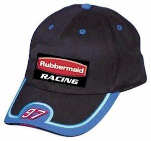 2002 Kurt Busch Rubbermaid Team cap