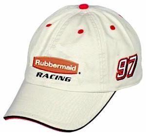 2002 Kurt Busch Rubbermaid Dual Sandwich cap