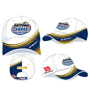 2007 Kevin Harvick Daytona 500 Winner cap