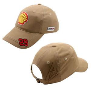 "2007 Kevin Harvick Shell ""MicroCord"" cap"