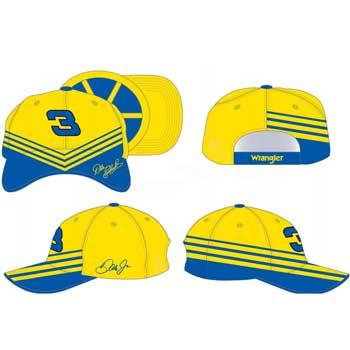 "2010 Dale Earnhardt Jr Wrangler ""Element"" cap"