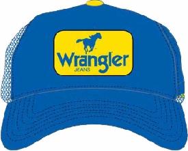 """2010 Dale Earnhardt Jr Wrangler """"Trucker"""" Mesh cap"""