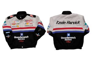 2001 Kevin Harvick Goodwrench uniform twill jacket