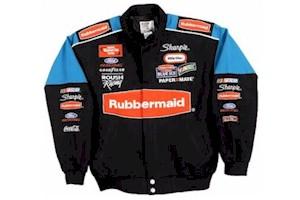 2002 Kurt Busch Rubbermaid uniform jacket