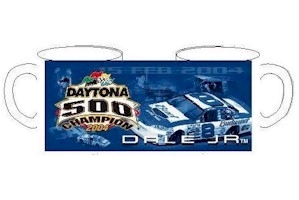 2004 Dale Earnhardt Jr Daytona 500 Winner mug