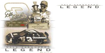 "2006 Dale Earnhardt ""Legend Series"" 1994 Champion Tee"