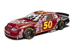 1999 Mark Green 1/24 Dr Pepper c/w car