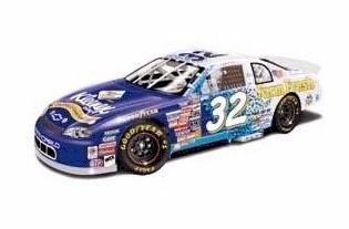 1999 Jeff Green 1/24 Kleenex c/w car