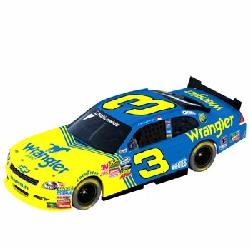 "2010 Dale Earnhardt Jr 1/24th Wrangler ""Nationwide Series"" car"