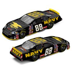 """2007 Shane Huffman 1/64th Navy Seals """"Busch Series"""" Dealer Select car"""