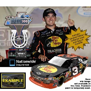"2012 Austin Dillon 1/24th Bass Pro Shops ""Kentucky Win"" car"
