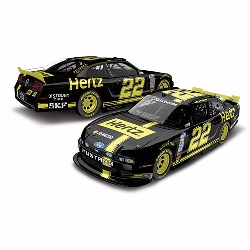 "2013 Joey Logano 1/64th Hertz ""Nationwide Series"" Mustang Pitstop Series car"
