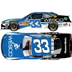 "2013 Ty Dillon 1/24th Wesco ""Nationwide Series"" car"