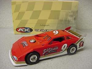 2004 Bill Elliott 1/24th DLM car