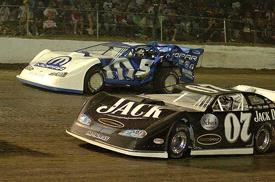 2007 Clint Bowyer 1/24th Jack Daniels Dirt Car