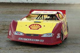 2007 Kevin Harvick 1/24th Shell Dirt Car