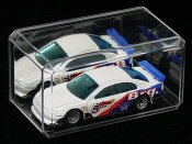 Custom 1/64th Display Case with Mirror Insert