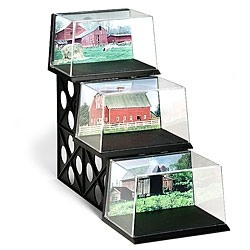 Display Case for 1/64th Cars/Tractors by ERTL