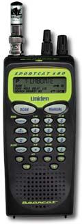 Sportcat SC180 Scanner