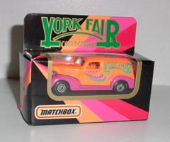 1992 York Fair 1/55th Panel Truck