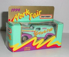 1994 York Fair 1/55th Panel Truck