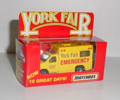 1997 York Fair 1/55th Emengency Vehicle