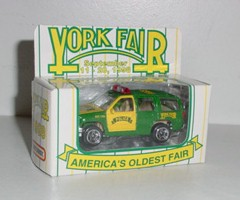 1998 York Fair 1/55th Police Vehicle