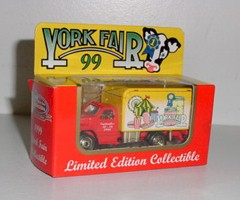 1999 York Fair 1/55th Ford Delivery Truck