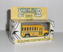 2003 York Fair 1/55 School Bus