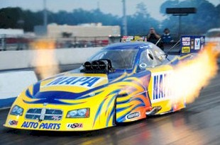 2010 Ron Capps 1/24th NAPA funny car