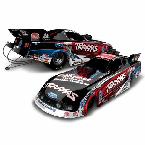 2012 Courtney Force 1/64th Traxxas Funny Car